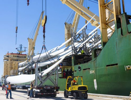 Port of Lake Charles exploring local sites to expand role in wind energy components