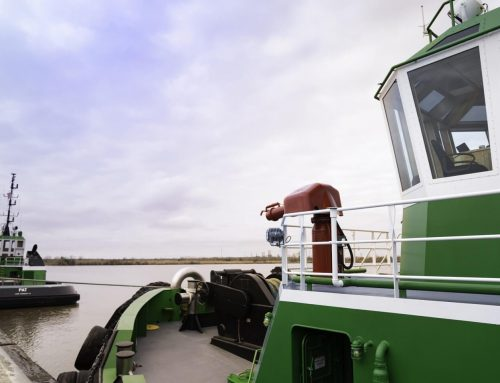 Port partners with Crowley Marine, Entergy Louisiana to reduce local emissions through shore power